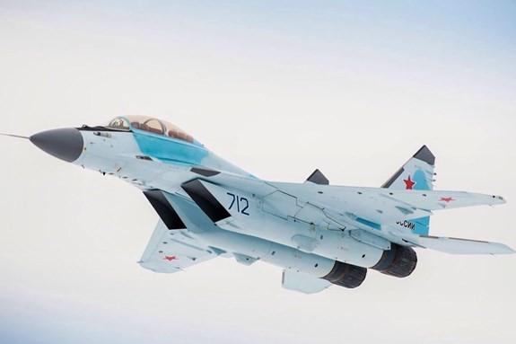 Chiêm ngưỡng 10 máy bay nhanh nhất của Không quân-Vũ trụ Nga - Ảnh 7.