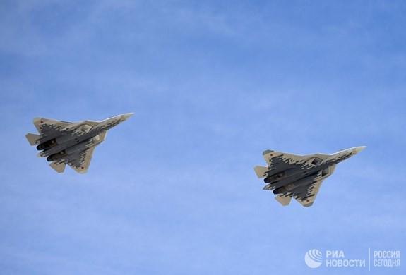 Chiêm ngưỡng 10 máy bay nhanh nhất của Không quân-Vũ trụ Nga - Ảnh 9.
