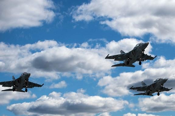 Chiêm ngưỡng 10 máy bay nhanh nhất của Không quân-Vũ trụ Nga - Ảnh 10.