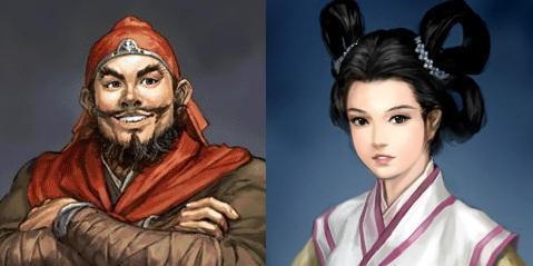 """Vì sao Lưu Bị cho con trai lấy 2 con gái của Trương Phi nhưng lại """"ngó lơ"""" con gái Quan Vũ? - Ảnh 2."""