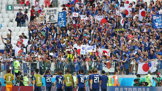 Chê trách Nhật Bản thiếu fair-play, khác nào bắt họ mổ bụng giữa nước Nga 1