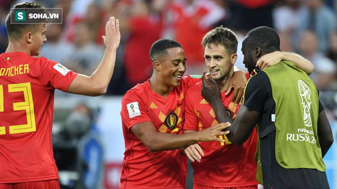 Thất bại dưới tay Januzaj, nhưng đội tuyển Anh lại thắng trong cuộc chiến ngầm với Bỉ - Ảnh 2.