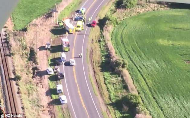 Cú điện thoại cuối cùng của bé gái 8 tuổi với bố trước khi bỏ mạng trong vụ tai nạn xe hơi kinh hoàng nhất New Zealand trong 13 năm qua - Ảnh 2.