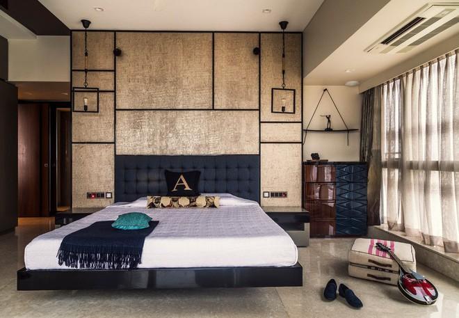 17 mẫu phòng ngủ vừa đẹp mà lại không bao giờ sợ lỗi mốt - Ảnh 15.