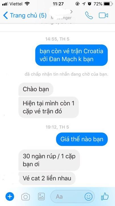 Không chỉ ở Việt Nam, ở World Cup cũng có… phe vé - Ảnh 4.