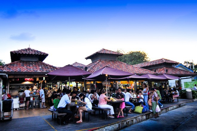 Singapore đắt đỏ có tiếng, nhưng ăn uống ở nơi này thì đảm bảo ngon, rẻ như người bản địa - Ảnh 6.