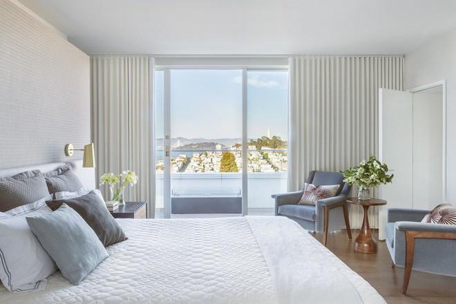 17 mẫu phòng ngủ vừa đẹp mà lại không bao giờ sợ lỗi mốt - Ảnh 8.