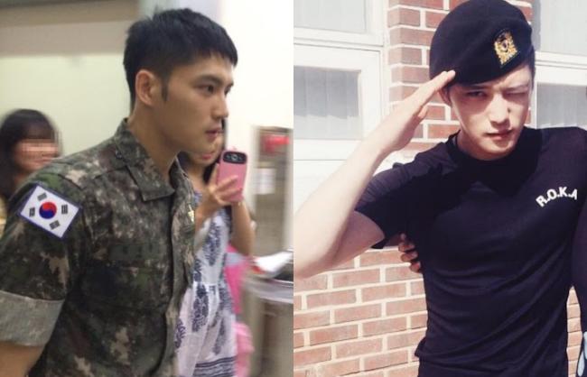 Dàn mỹ nam xứ Hàn khi vào quân ngũ: Người đẹp xuất sắc như đóng phim, kẻ xập xệ đến mức khó nhận ra - ảnh 15