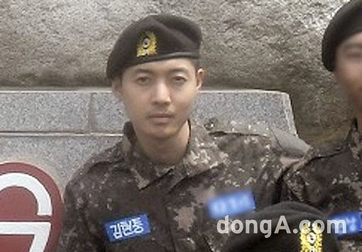 Dàn mỹ nam xứ Hàn khi vào quân ngũ: Người đẹp xuất sắc như đóng phim, kẻ xập xệ đến mức khó nhận ra - ảnh 23