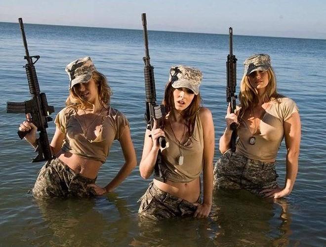 [ẢNH] Nỗi sợ hãi của một số nữ binh sĩ Mỹ không phải là kẻ thù mà là chính nam đồng nghiệp - Ảnh 24.