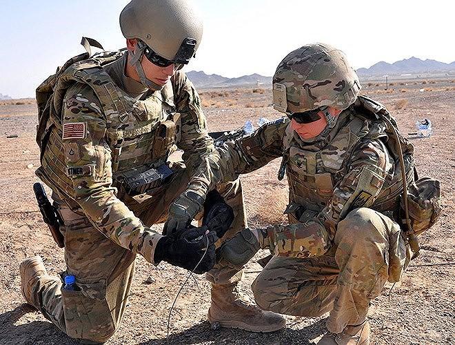 [ẢNH] Nỗi sợ hãi của một số nữ binh sĩ Mỹ không phải là kẻ thù mà là chính nam đồng nghiệp - Ảnh 28.