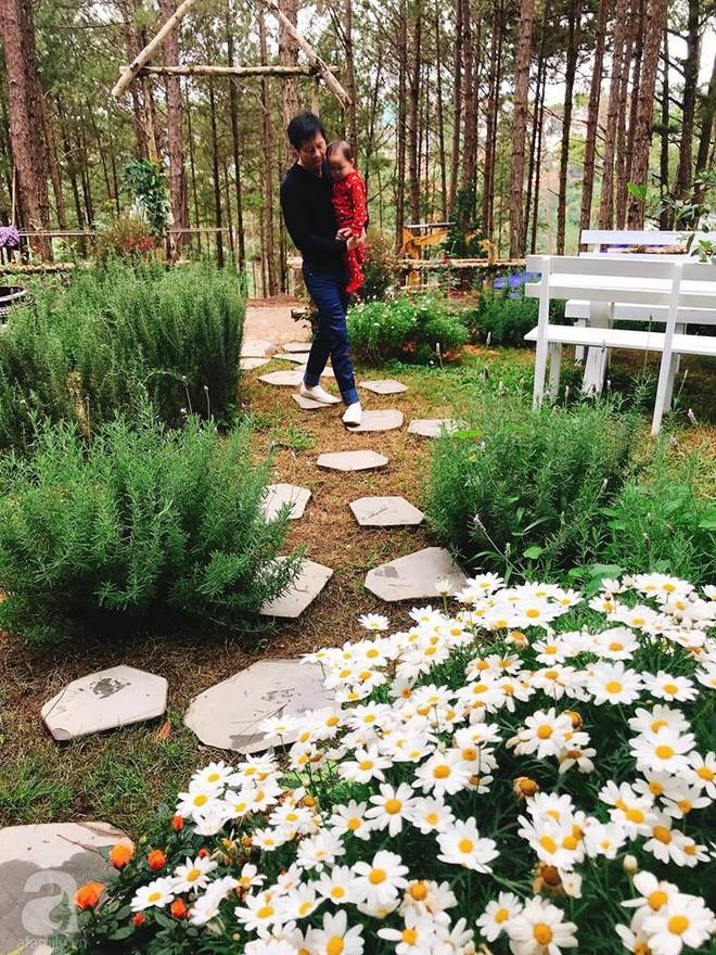 Biệt thự đẹp lãng mạn trên đồi thông ở Đà Lạt trị giá 25 tỷ đồng của siêu mẫu Phan Như Thảo và chồng đại gia  - Ảnh 5.