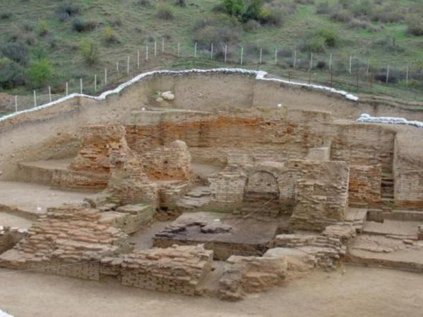 Gorgan - Bức tường cổ vĩ đại được mệnh danh là Vạn Lý Trường Thành ở Iran - Ảnh 1.