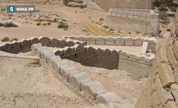 Gorgan - Bức tường cổ vĩ đại được mệnh danh là Vạn Lý Trường Thành ở Iran - Ảnh 2.