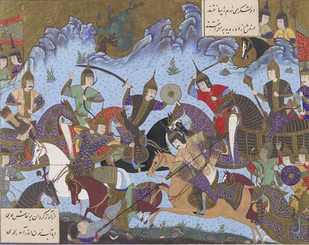 Gorgan - Bức tường cổ vĩ đại được mệnh danh là Vạn Lý Trường Thành ở Iran - Ảnh 4.
