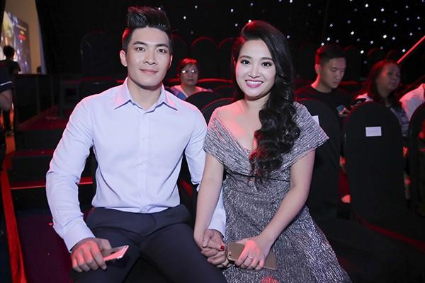 Vợ Quốc Cơ: Hoa khôi làng MC Việt Nam, từng đánh bại Trấn Thành - Ảnh 2.
