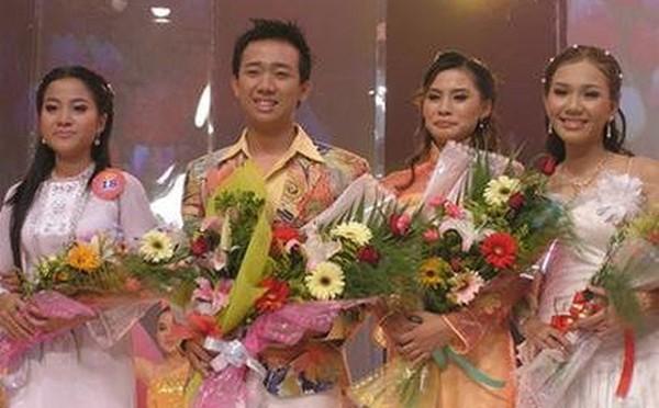 Vợ Quốc Cơ: Hoa khôi làng MC Việt Nam, từng đánh bại Trấn Thành - Ảnh 3.