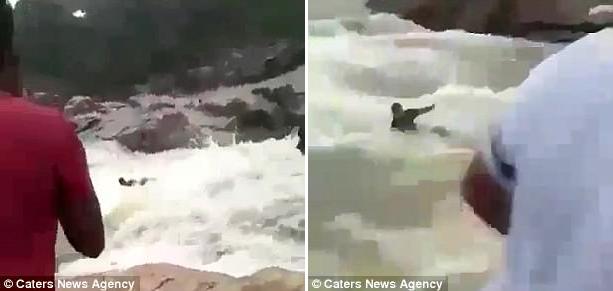 Đang tắm bỗng thấy nước suối dâng lên đột ngột, người đàn ông tử vong vì không chạy kịp - Ảnh 2.