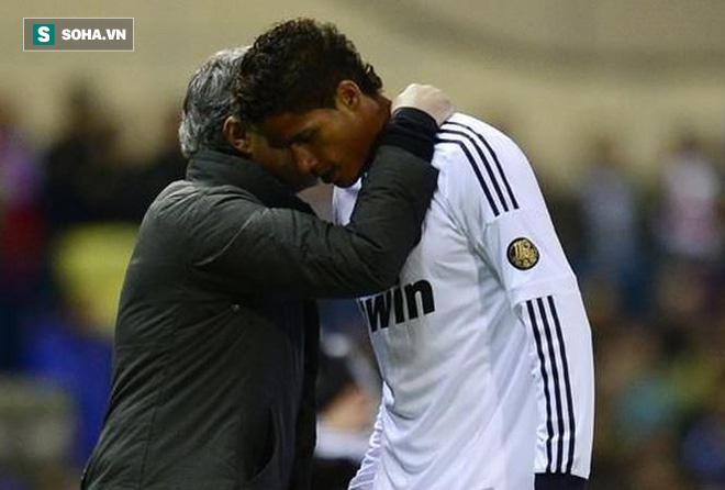 Không phải Ronaldo, Bale, đây mới là sao Real Madrid bị Man United tấn công đầu tiên - Ảnh 1.