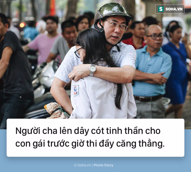 [Photo Story] Thi vào 10 - Bước ngoặt của học sinh, trận chiến của cha mẹ - Ảnh 3.