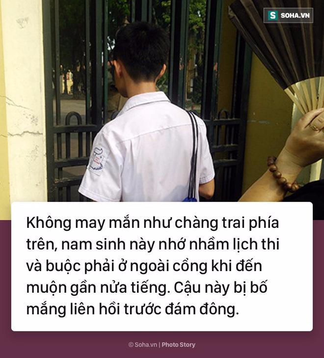 [Photo Story] Thi vào 10 - Bước ngoặt của học sinh, trận chiến của cha mẹ - Ảnh 5.