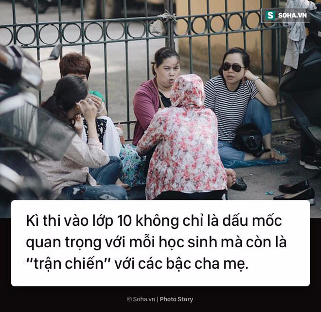 [Photo Story] Thi vào 10 - Bước ngoặt của học sinh, trận chiến của cha mẹ - Ảnh 6.