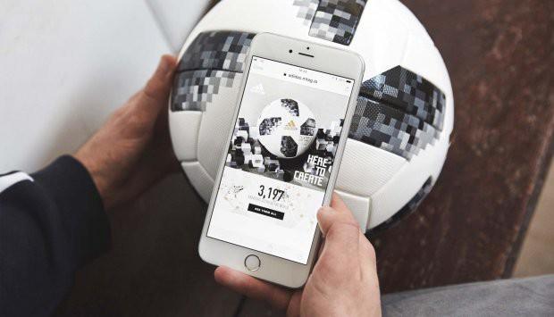 Công nghệ đặc biệt có trong trái bóng World Cup 2018 ít người biết đến - Ảnh 1.