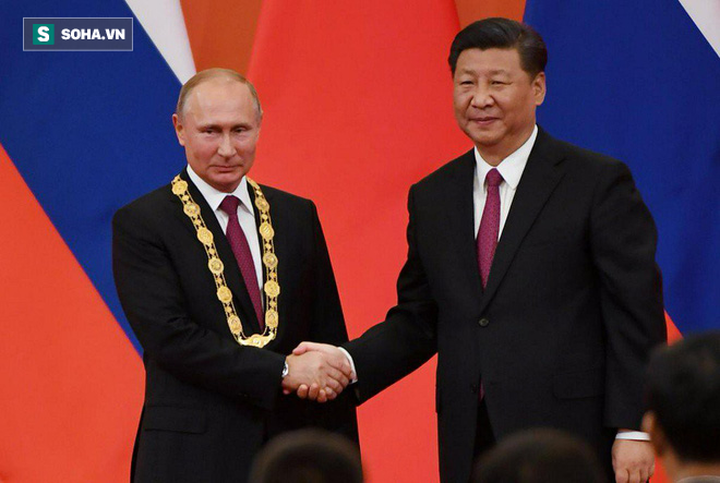 Quan hệ đối tác Nga-Trung: Cùng nhau chống lại trật tự thế giới do Mỹ-phương Tây chi phối - Ảnh 1.