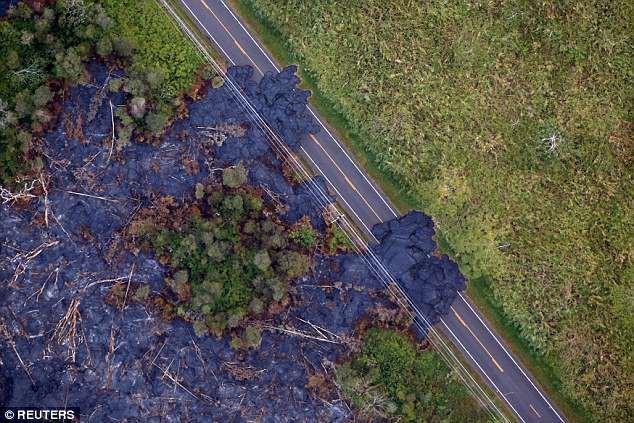 Núi lửa Kilauea đã giúp Hawaii mọc thêm hàng km đất mới mà vẫn chưa có dấu hiệu dừng lại - Ảnh 4.