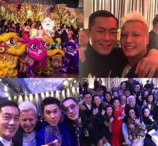 Đại ca xã hội đen sinh nhật, cả làng giải trí Hong Kong tới chúc mừng - Ảnh 1.