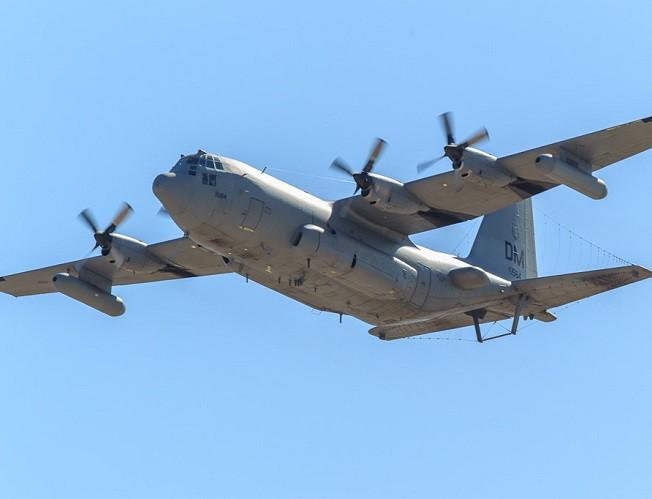 Mỹ đưa máy bay có khả năng chọc mù đối phương đến sát Triều Tiên - Ảnh 7.