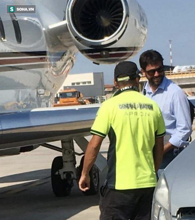 Nóng: Chủ tịch Juventus bay sang Hy Lạp, chuẩn bị ra đòn quyết định vụ Ronaldo - Ảnh 1.