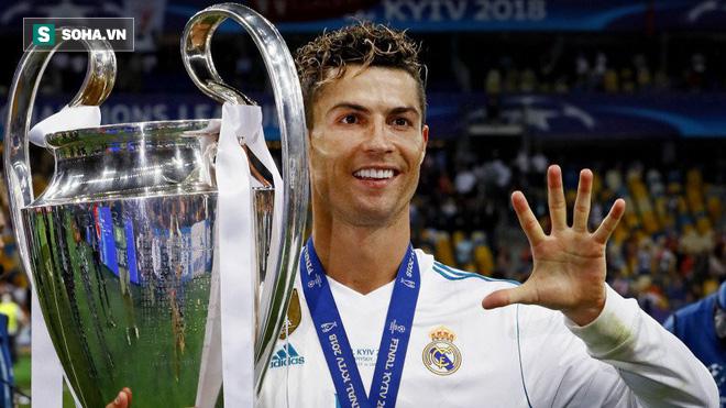 Chính thức: Trang chủ Real Madrid xác nhận bán Ronaldo cho Juventus - Ảnh 1.