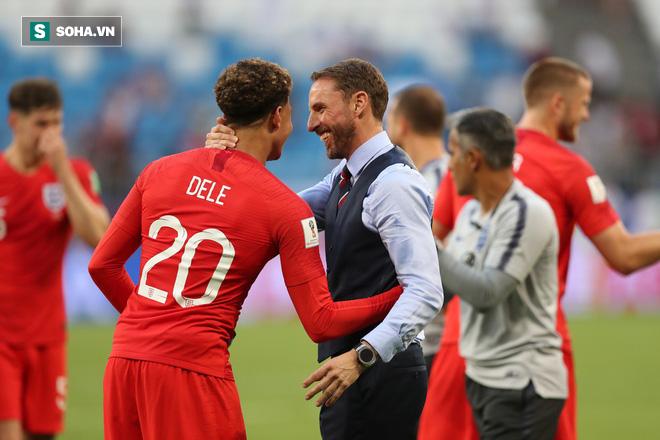 Chưa kịp vui, đội tuyển Anh đã phải buồn khi nhìn lại chính mình - Ảnh 1.