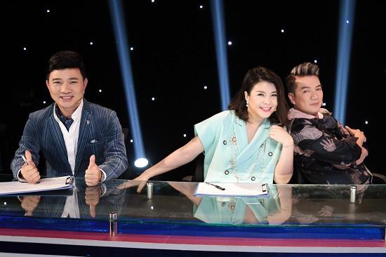 Diễn viên Kim Oanh bị chỉ trích nặng nề khi ngồi giám khảo cùng Quang Linh, Đàm Vĩnh Hưng - Ảnh 1.