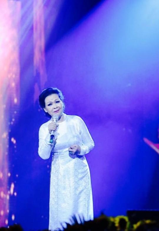 Ca sĩ Khánh Ly bình thản trước tin đồn qua đời - Ảnh 1.