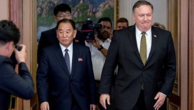 Ông Trump nghi Trung Quốc phá đám đàm phán Mỹ - Triều - Ảnh 2.