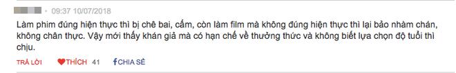 Khán giả Việt tranh cãi trước tin Quỳnh Búp Bê bị dừng chiếu vì quá nhạy cảm - Ảnh 2.