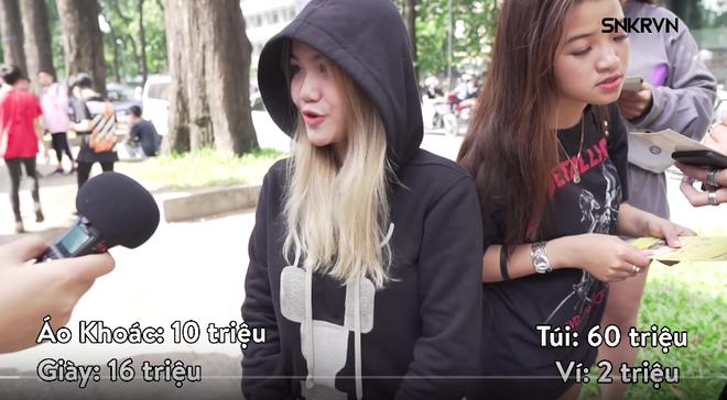 Clip các bạn trẻ Việt bóc đồ hàng hiệu trên người: Đám trẻ trâu và những phán xét xấu xí - Ảnh 1.