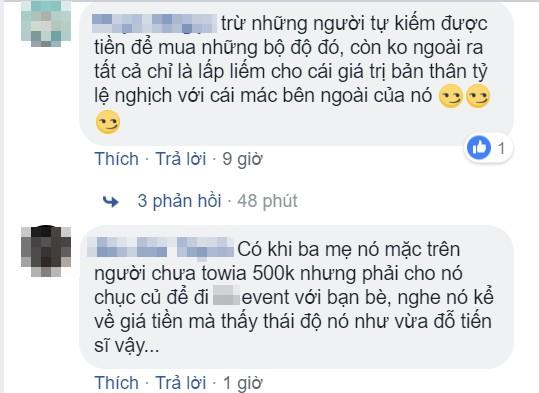 Clip các bạn trẻ Việt bóc đồ hàng hiệu trên người: Đám trẻ trâu và những phán xét xấu xí - Ảnh 6.