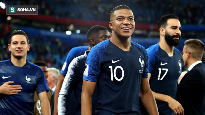 Tỏa sáng cùng Pháp vào Chung kết, Mbappe muốn lật đổ Cris Ronaldo - Ảnh 1.