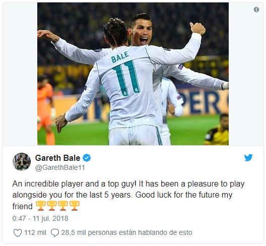 Đăng ảnh ôm nhau thật chặt, sao Real tiễn biệt Cris Ronaldo - Ảnh 2.