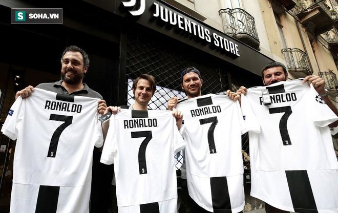 Ronaldo về Juventus: Mối tình đẹp ấy vốn khiên cưỡng hơn người ta vẫn thấy - Ảnh 1.