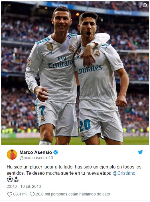 Đăng ảnh ôm nhau thật chặt, sao Real tiễn biệt Cris Ronaldo - Ảnh 3.