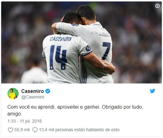 Đăng ảnh ôm nhau thật chặt, sao Real tiễn biệt Cris Ronaldo - Ảnh 4.
