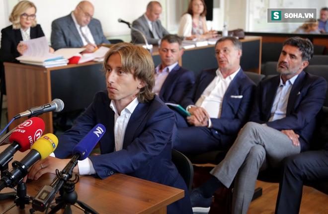 Luka Modric: Trước mặt là án tù, nhưng trong tim là tổ quốc - Ảnh 3.