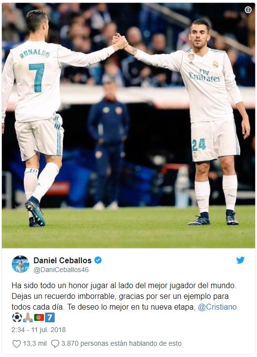 Đăng ảnh ôm nhau thật chặt, sao Real tiễn biệt Cris Ronaldo - Ảnh 8.