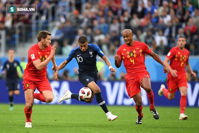 World Cup 2018: Chỉ vài giây làm trò, cả một trận đấu rực sáng của Mbappe bị bôi đen - Ảnh 5.