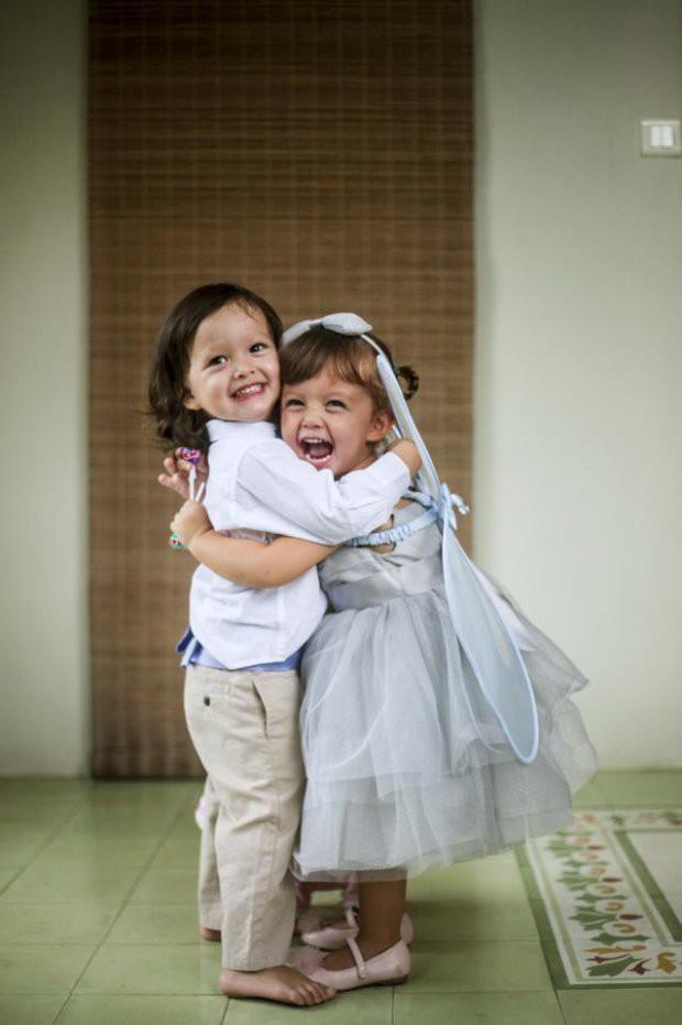 Những nhóc tì nhà sao Việt được bố mẹ đầu tư hàng hiệu ngay từ bé - Ảnh 17.