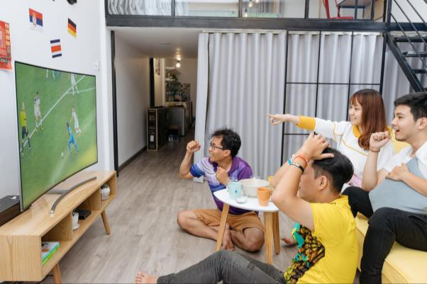 Chọn Tivi để xem bóng đá: To thôi chưa đủ - Ảnh 3.